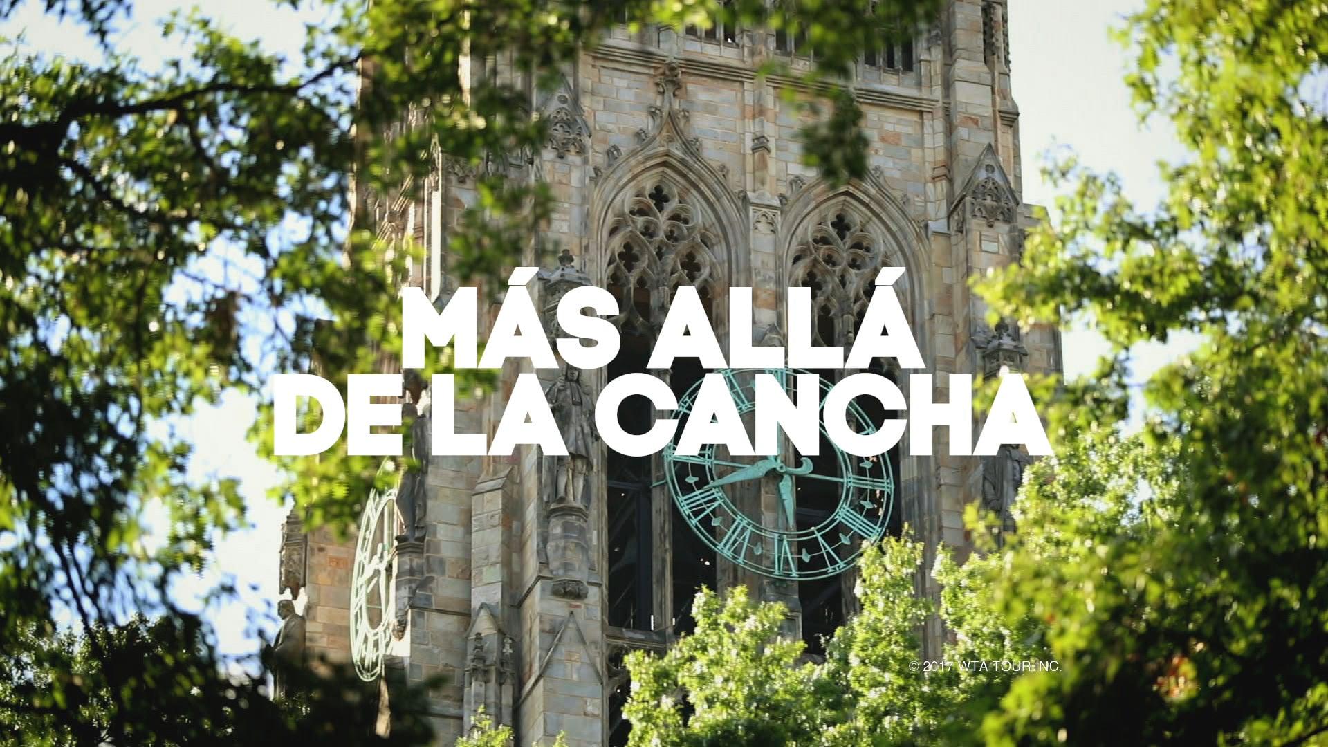 Mas Alla De La Cancha (Genie En Yale)