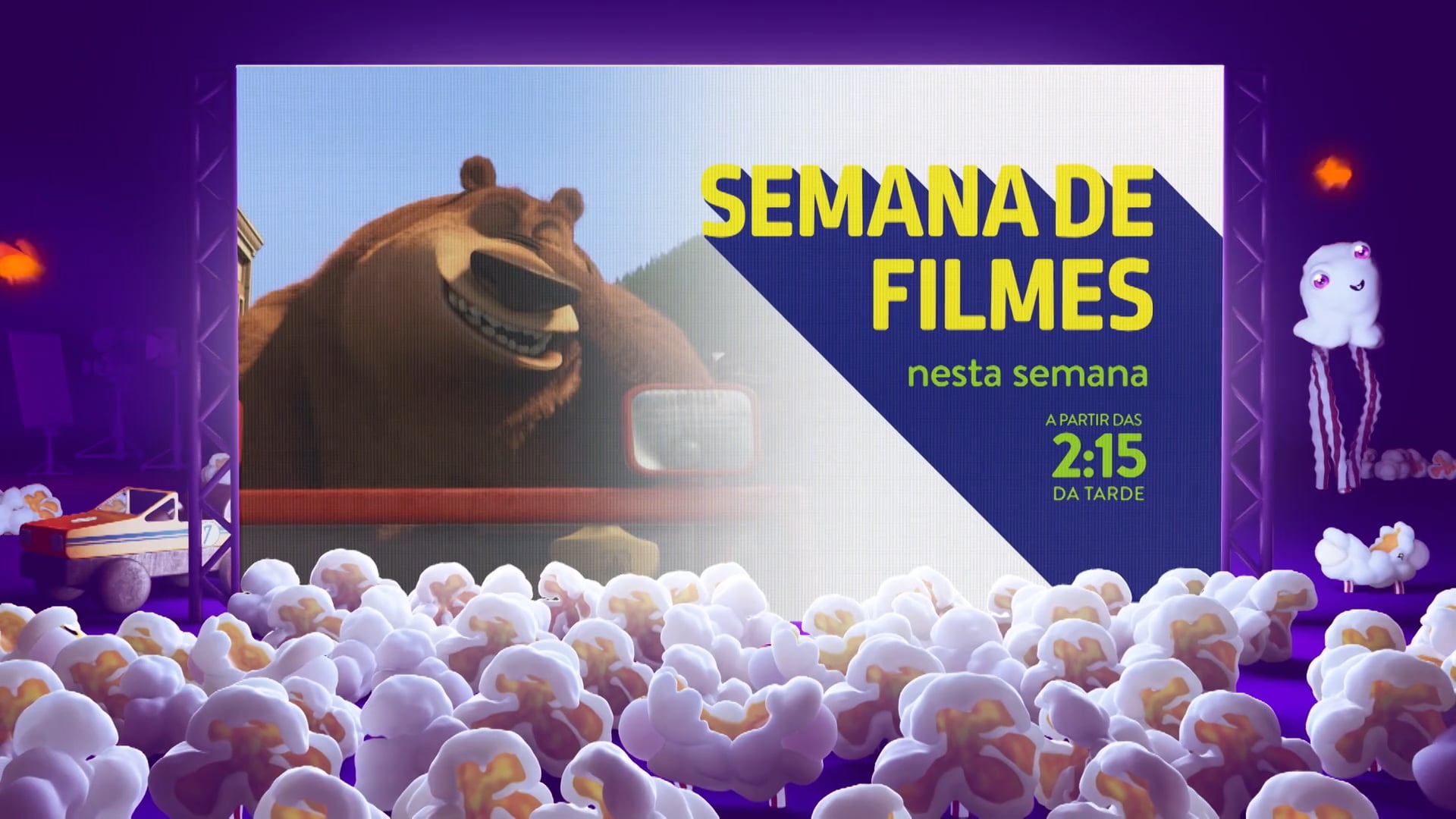 CINECLUB MOVIE WEEK BRAZIL