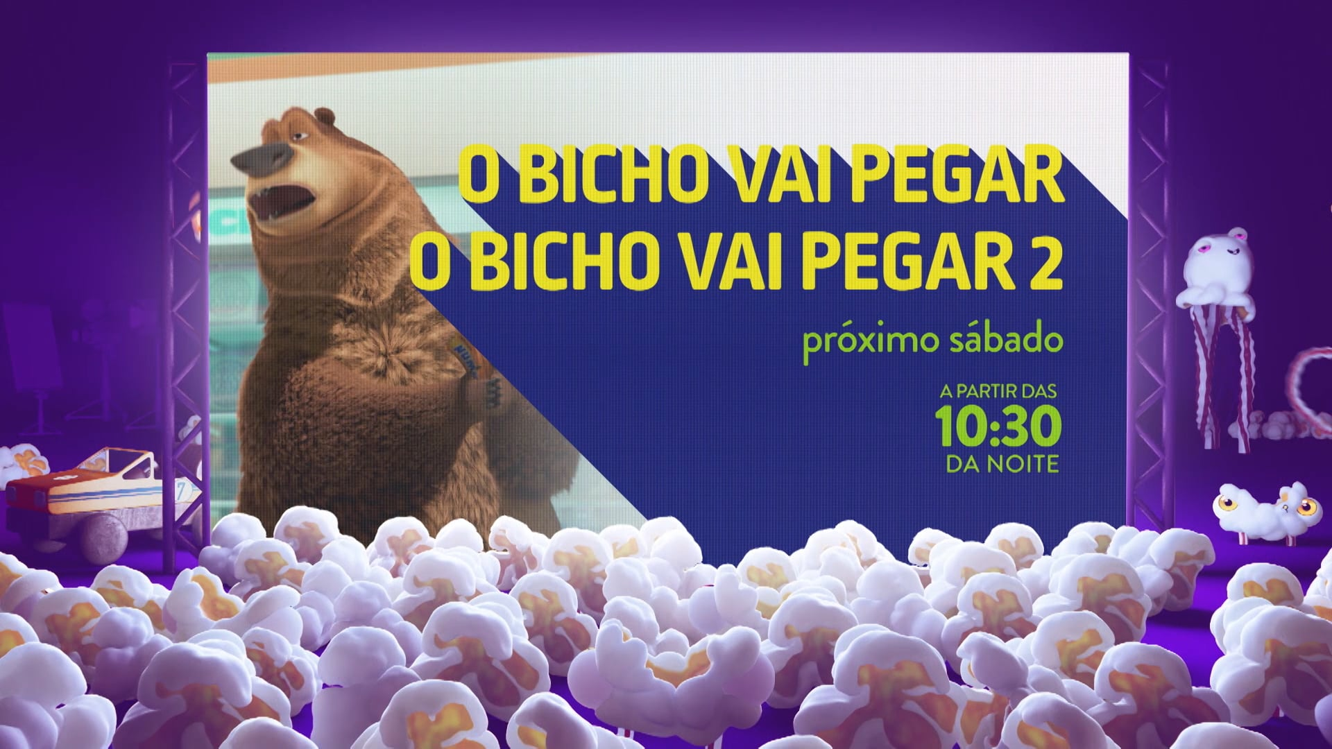 CINE CLUB OPEN SEASON