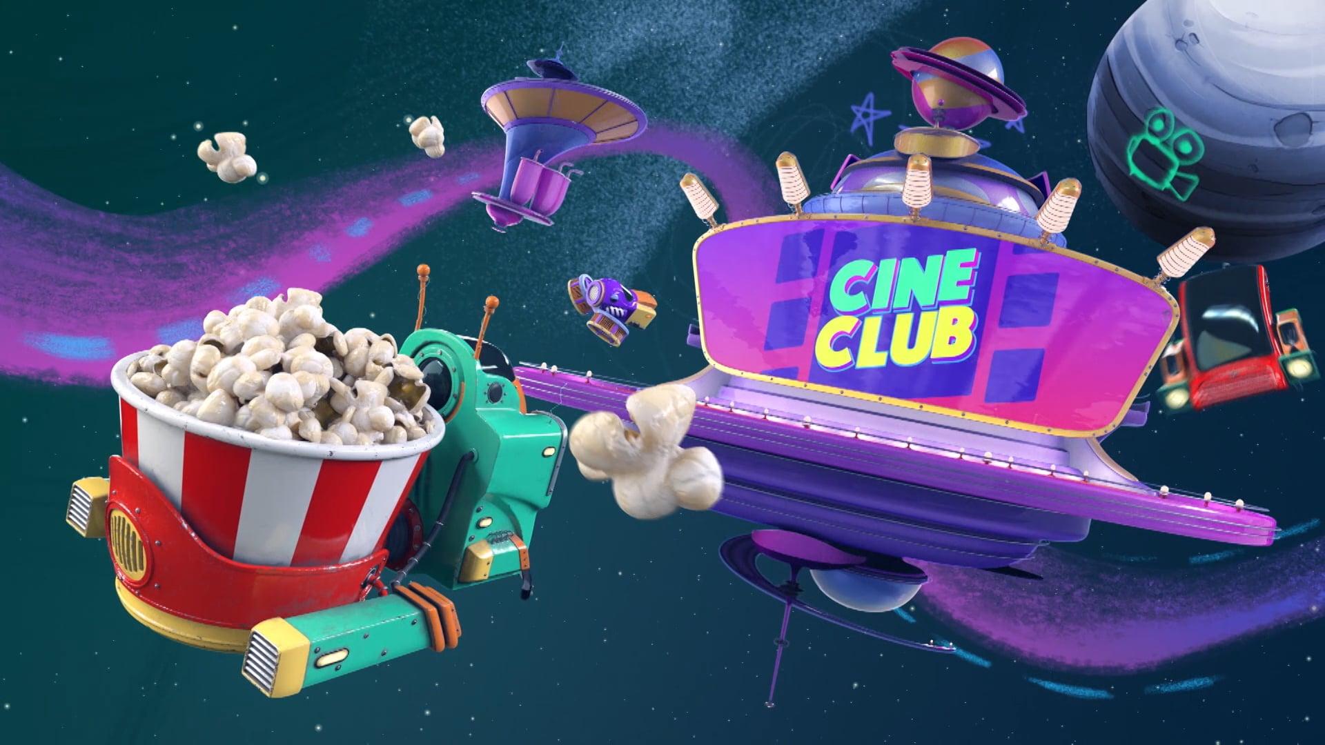 CINECLUB – ESPECIAL FIN DE AÑO