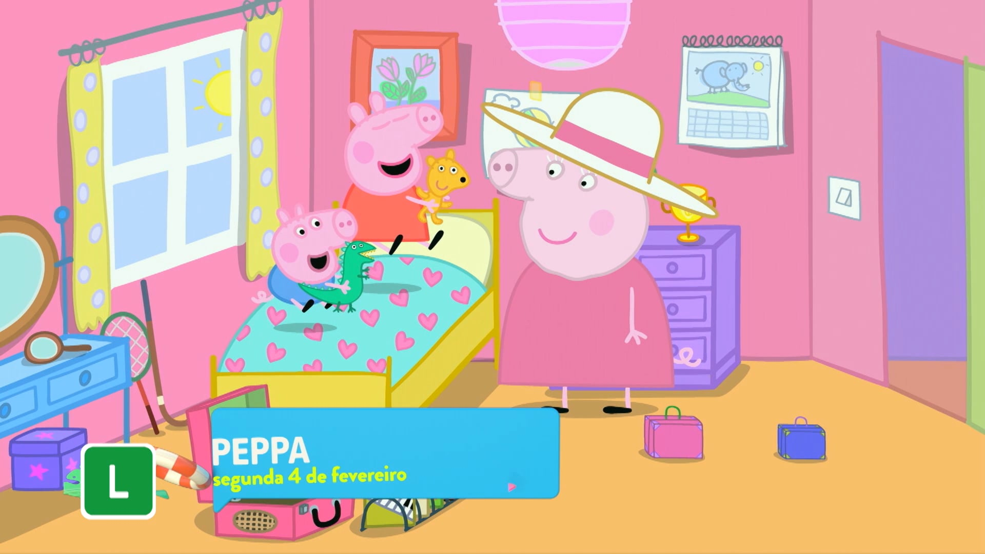 SEMANA PEPPA PIG