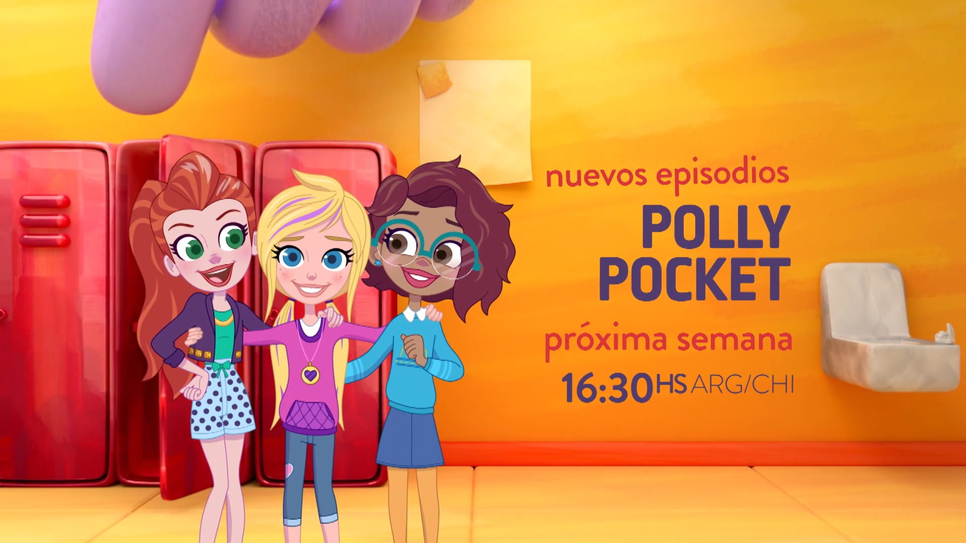 VUELTA AL COLE – POLLY POCKET