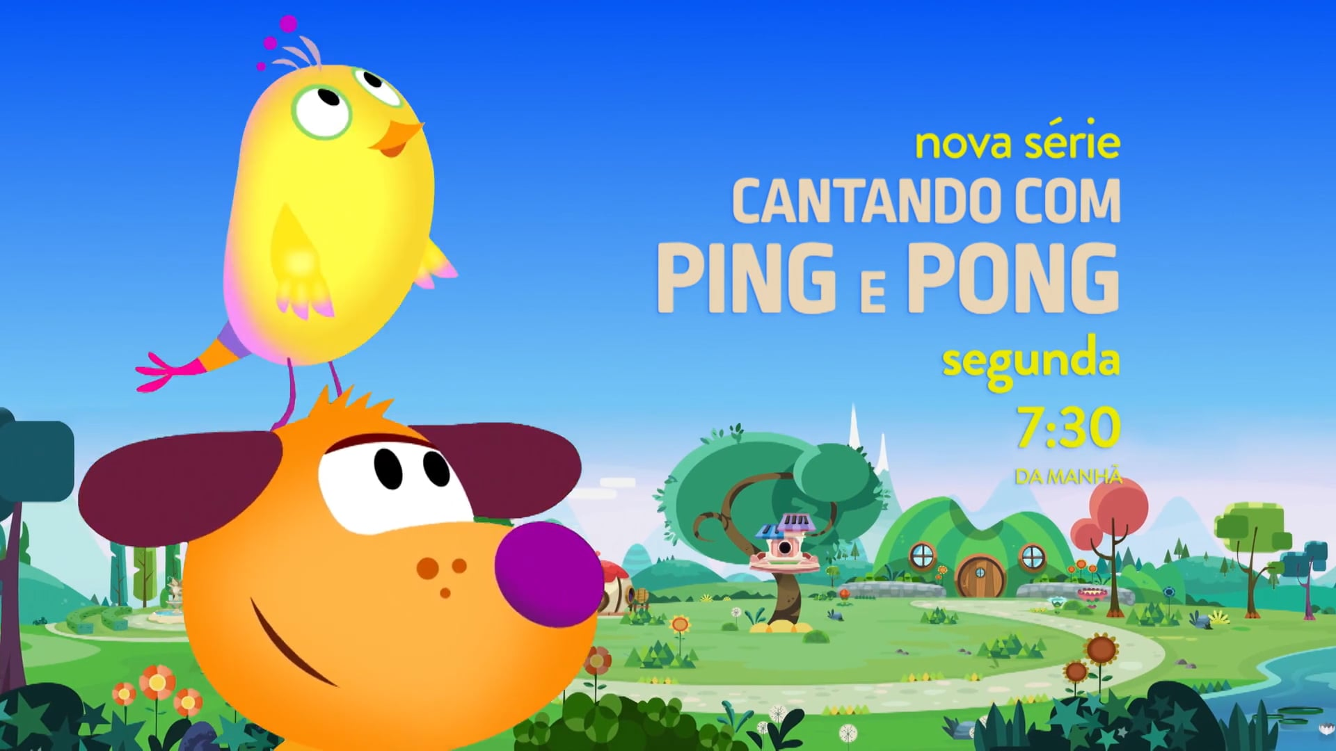PING AND FRIENDS – PING PROFILE