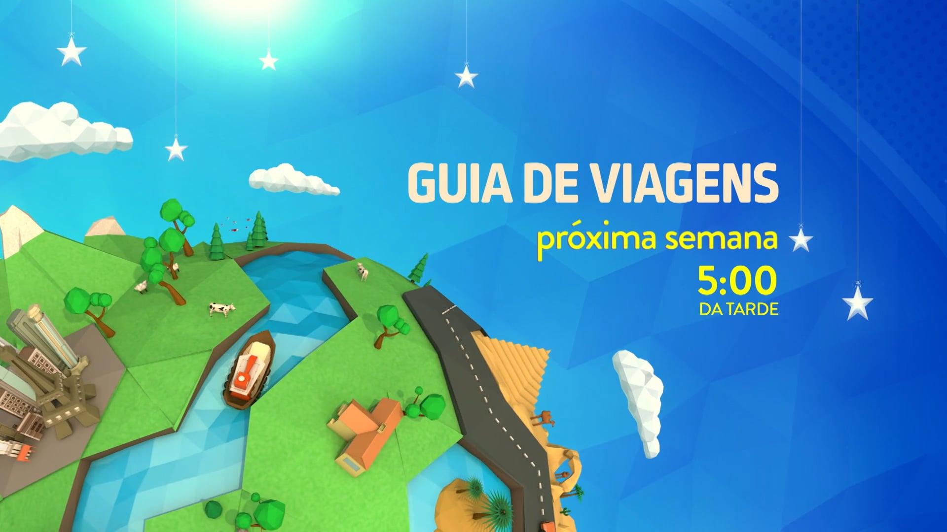 GUIA DE VIAGEMS
