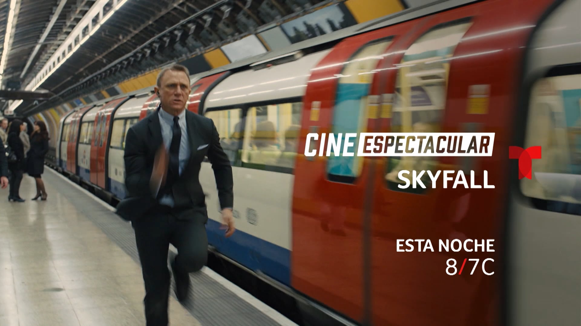 CINE ESPECTACULAR: SKYFALL – TUNE-IN