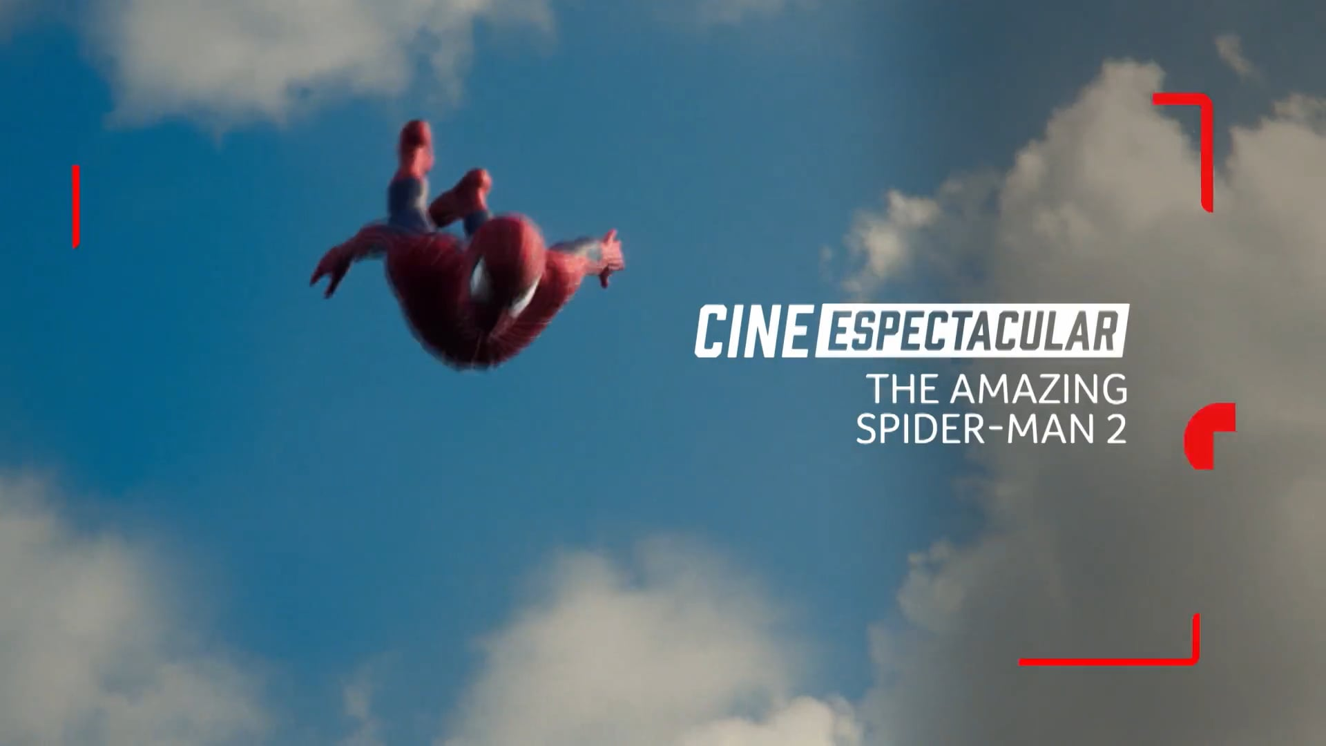 CINE ESPECTACULAR: THE AMAZING SPIDER-MAN 2 – TUNE-IN
