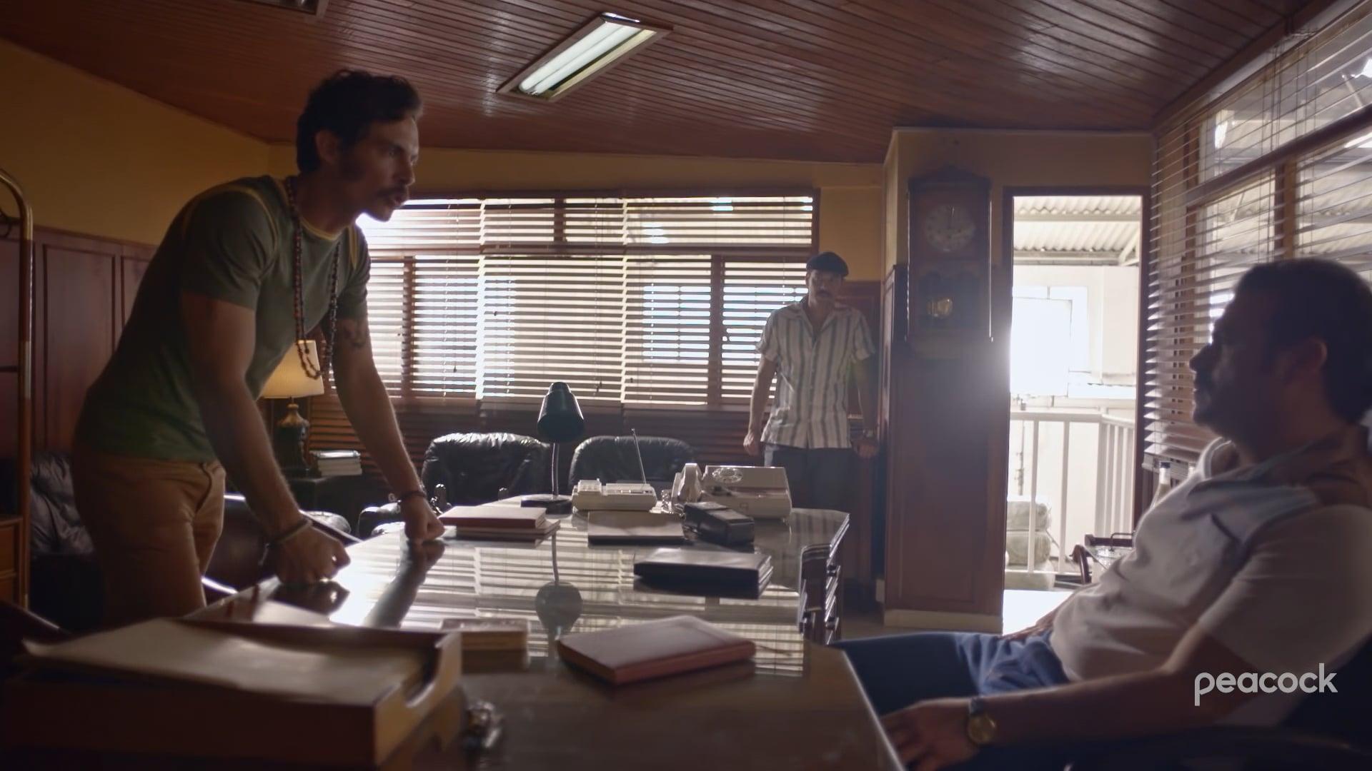 NBC PEACOCK – RANGE DRAMA 15