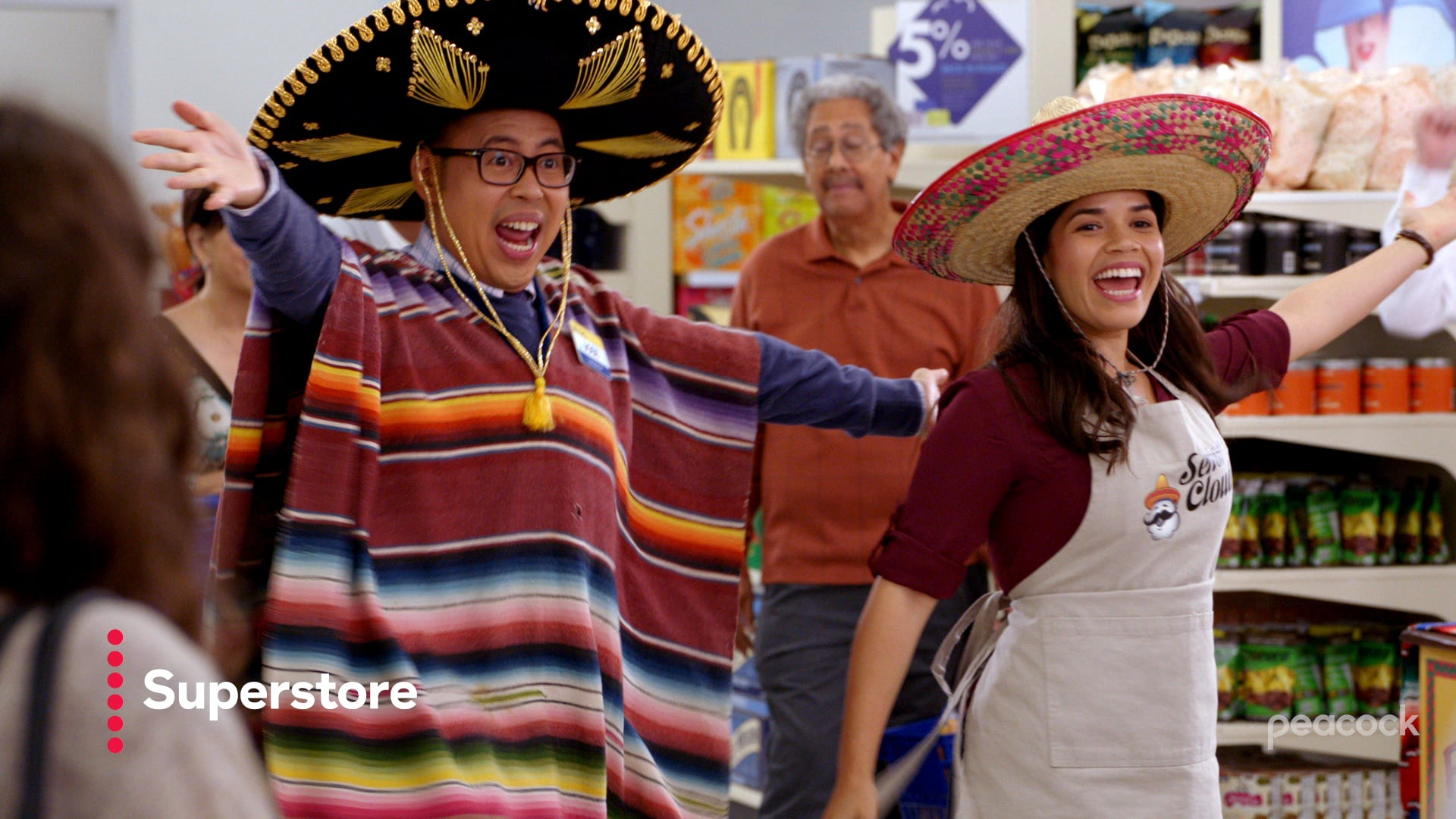 NBC PEACOCK – HISPANIC HERITAGE MONTH – SPANISH :15